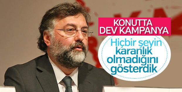 Altan Elmas: Kampanyayla büyük fırsat sunuyoruz