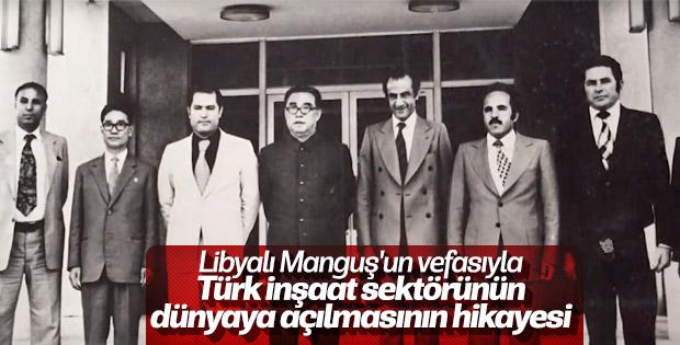 Bir vefa örneği: Muhammed El Manguş