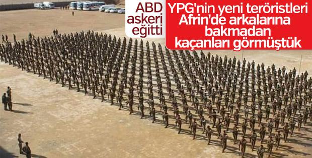 PKK, ABD'nin eğittiği 800 teröristi sahaya gönderdi