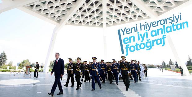 Yeni sistemin askeri güvencesi: Savunma Bakanlığı