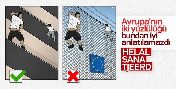 Avrupa'nın mülteci politikası eleştiriliyor