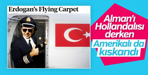 ABD'li derginin Üçüncü Havalimanı kıskançlığı