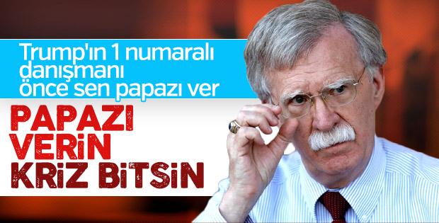 ABD'den Türkiye'ye: Brunson'ı verin kriz bitsin