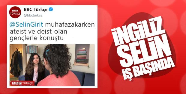 BBC'nin Selin'i deizmin peşine düştü