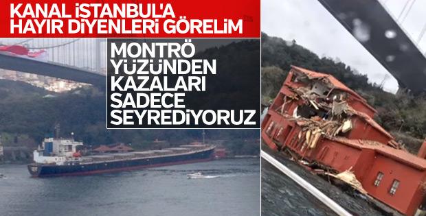İstanbul Boğazı'nın güvencesi: Kanal İstanbul Projesi