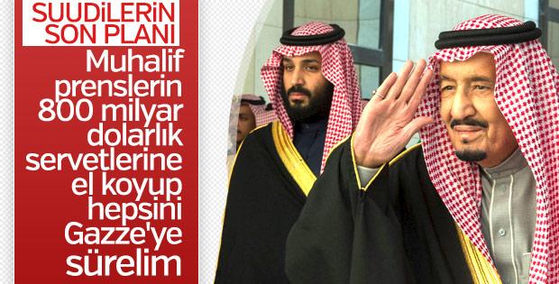 Suudi Basını Filistinliler için düşman dedi