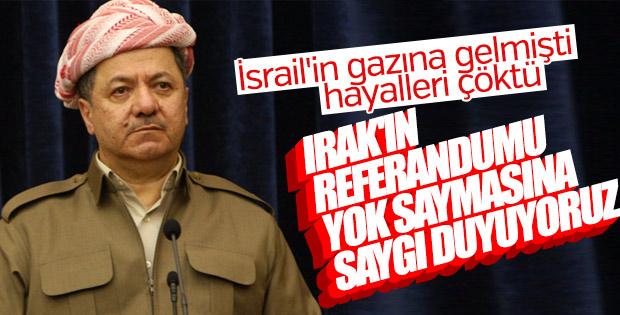 Barzani'den referandum kararı