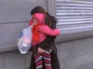 Berkin protestolarının içinde kalan anne İZLE