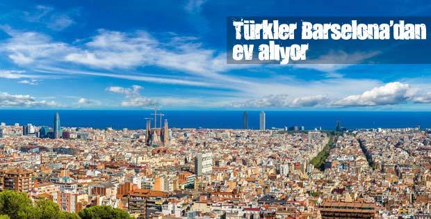 Türkler Barselona'dan ev alıyor