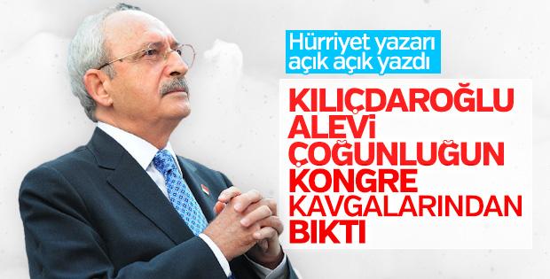 Kılıçdaroğlu CHP'de Alevi ağırlık politikasını bitirdi