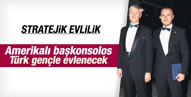 ABD'nin İstanbul başkonsolosu bir Türk'le evleniyor