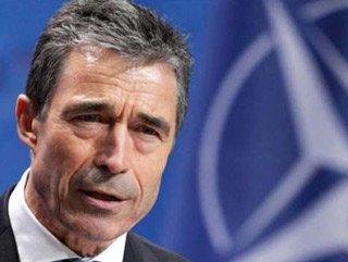 Rasmussen: Avrupa'daki en önemli güvenlik konusu Ukrayna