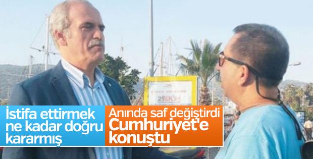 Recep Altepe: Ankara'ya çağırdılar, gitmedim