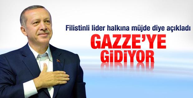 Başbakan Erdoğan Gazze'yi ziyaret edecek