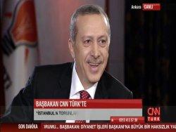 Başbakan'la Hande Fırat'ın 3 çocuk diyaloğu - izle