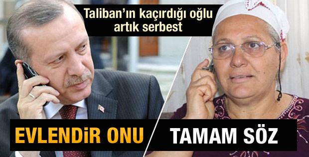Başbakan Erdoğan: Oğlunu hemen evlendir