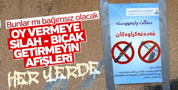 IKBY'de illegal referandum başladı