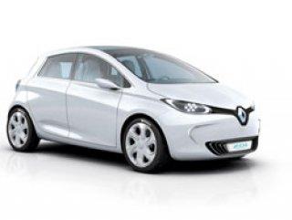 Renault ZOE için sarayın kapıları açılıyor