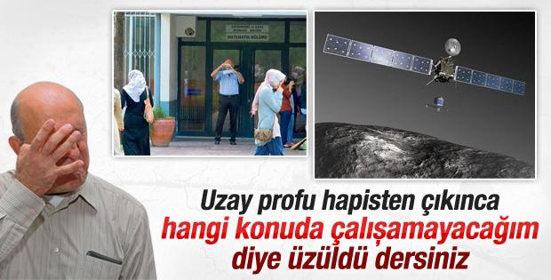 Prof. Pekünlü'den mücadeleye devam mesajı