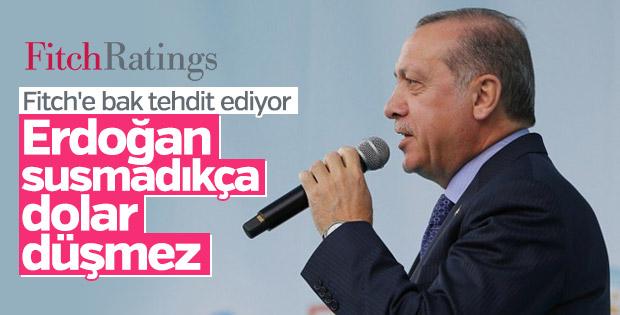 Fitch'ten küstah Türkiye açıklaması