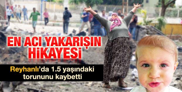 Reyhanlı'daki yürek dağlayan fotoğrafın hikayesi