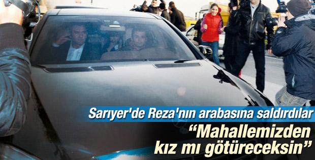 Reza Zarrab'a İstinye'de saldırı