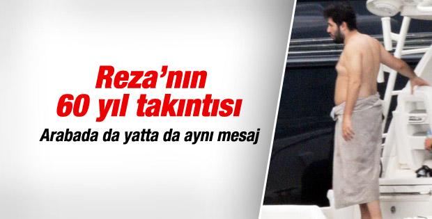 Reza Zarrab Bodrum'da tüplü dalış yaptı