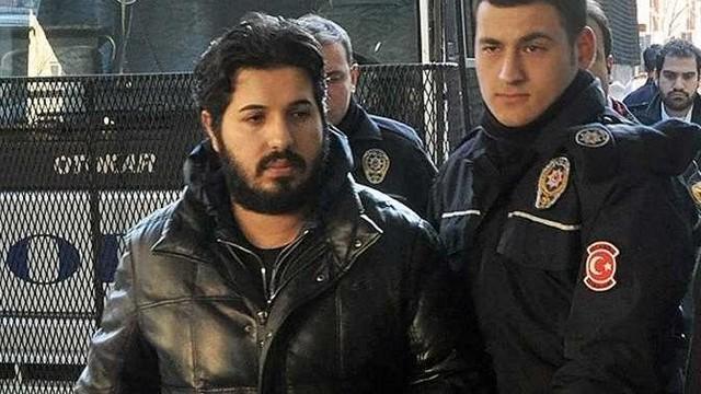 Reza Zarrab hastaneye kaldırıldı