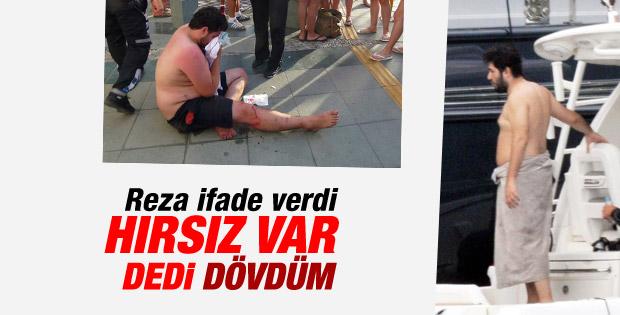 Reza Zarrab: Hırsız var dediler dövdüm