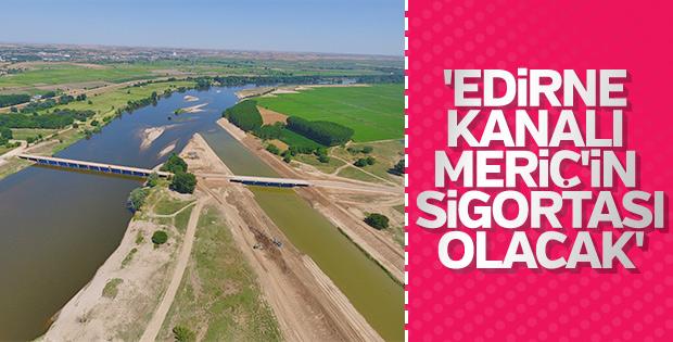 'Kanal Edirne'de son rötuşlar