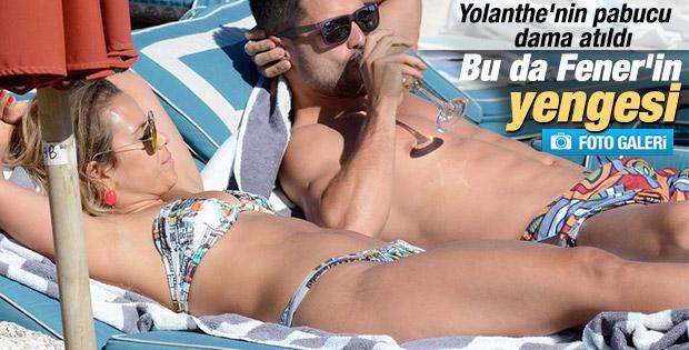 Fenerbahçe'nin yeni yengesi Bruna Ribas İZLE