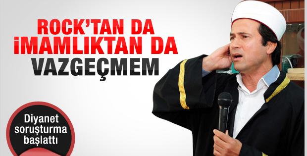 Antalya'daki Rockçı imama soruşturma