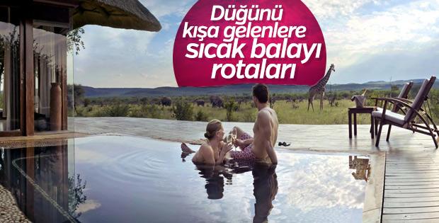Türkiye kışı yaşarken yaz tatili yapabileceğiniz rotalar