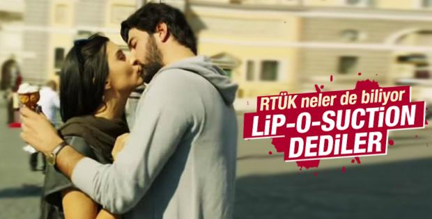 RTÜK'ten Kara Para Aşk için öpüşme raporu İZLE