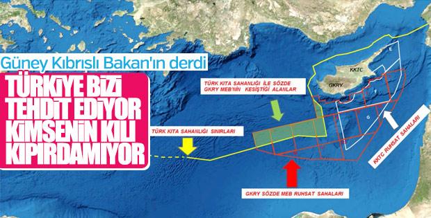 Rum Bakan: Türkiye'ye karşı kimsenin kılı kıpırdamıyor