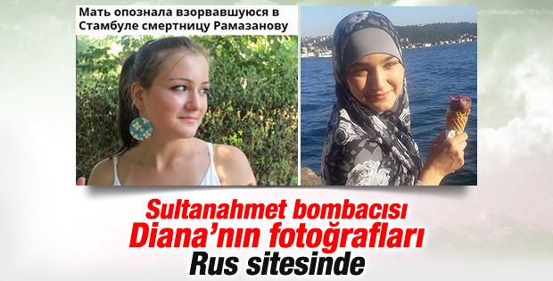Sultanahmet bombacısının kimliği