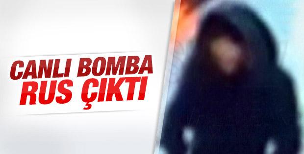 Sultanahmet'teki canlı bombanın kimliği belirlendi