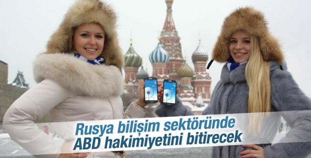 Rusya'dan mobil işletim sistemi atağı