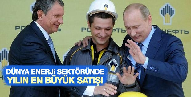 Rus petrol devi Rosneft'ten özelleştirme hamlesi