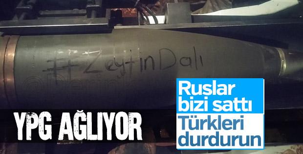 Terör örgütü YPG Rusya'yı suçlu buldu