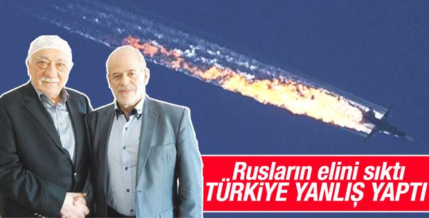 Fethullah Gülen'den Rusları sevindiren açıklamalar