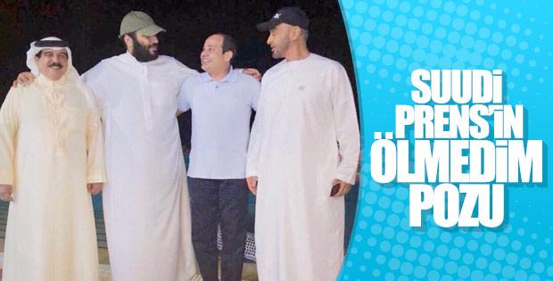 Selman öldü iddialarına Suudilerden cevap
