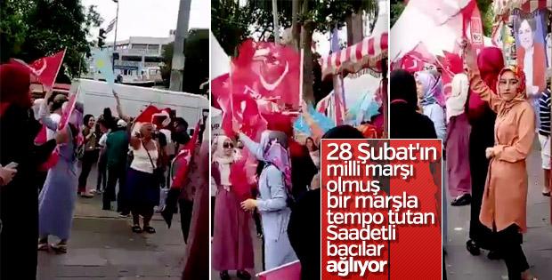 CHP, İyi Parti ve Saadet'liler ağlıyor