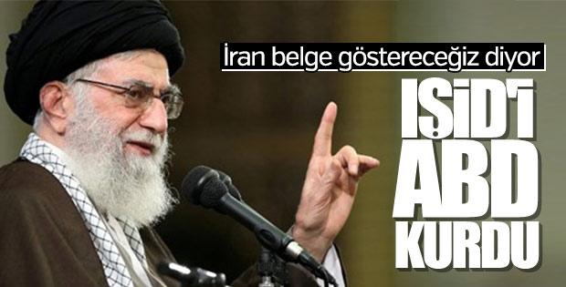 İran: DEAŞ'ın kurulmasının arkasında ABD var