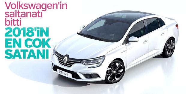 Renault ilk çeyreğin pazar lideri