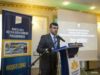 Sultanbeyli'den Başkan Keskin'e destek yağıyor