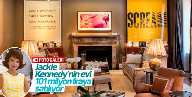 Jackie Kennedy'nin büyüdüğü ev satılıyor