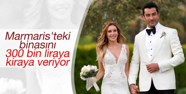 Kenan İmirzalıoğlu Marmaris'teki binasını kiraya veriyor