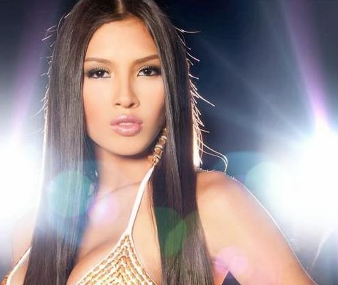 Miss Venezuela güzeli zayıflamak için dilini diktirdi