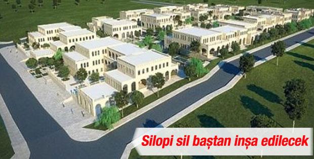 Silopi'ye 848 konut inşa edilecek
